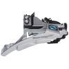 Shimano Tourney FD-TX800-TS3 Umwerfer 7/8-fach Top Swing schwarz/silber